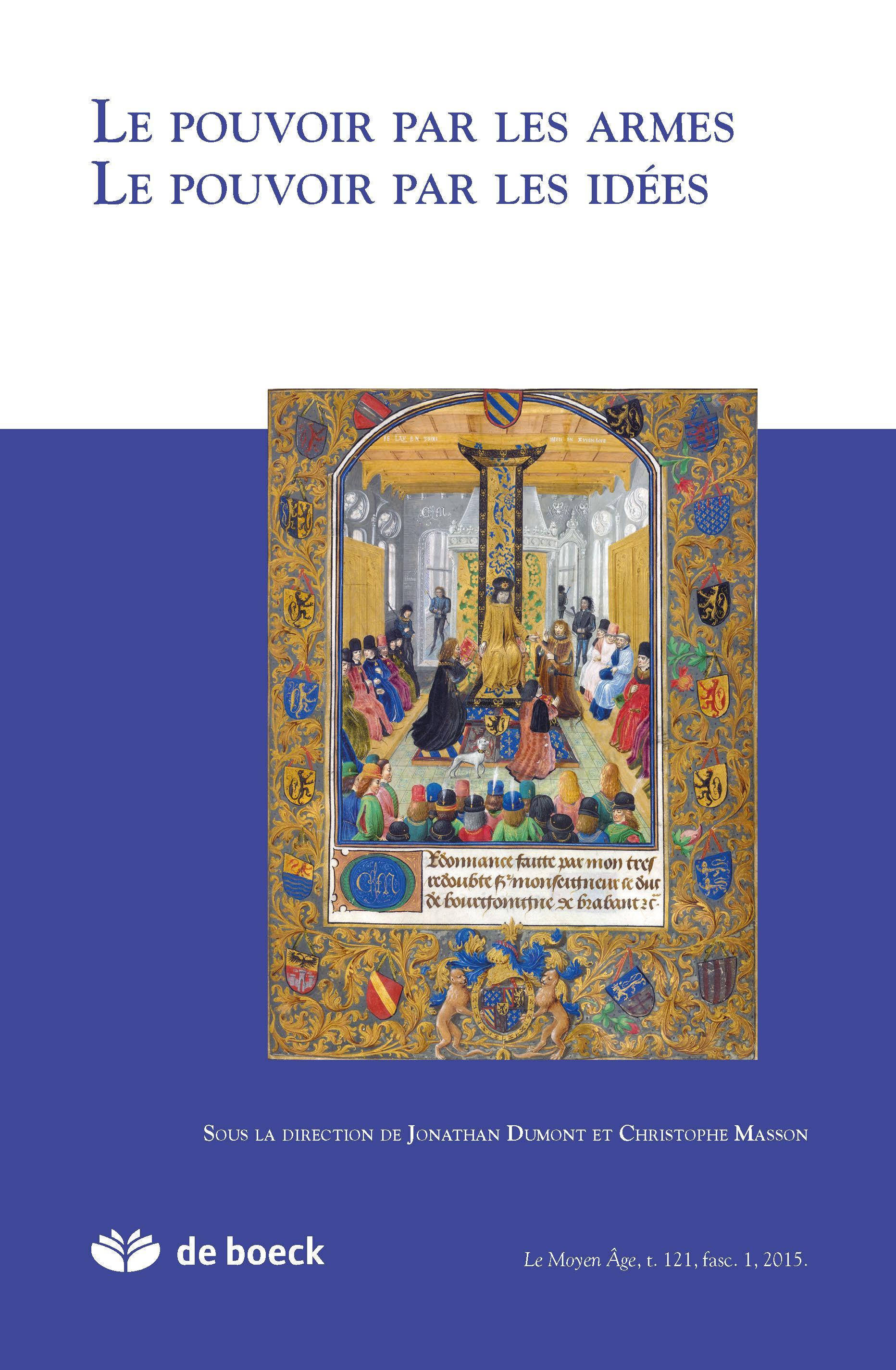 Le Manuscrit De La Couronne Margaritique De Jean Lemaire De Belges
