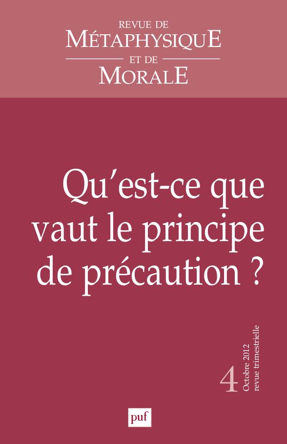 The precautionary principle and enlightened doomsaying