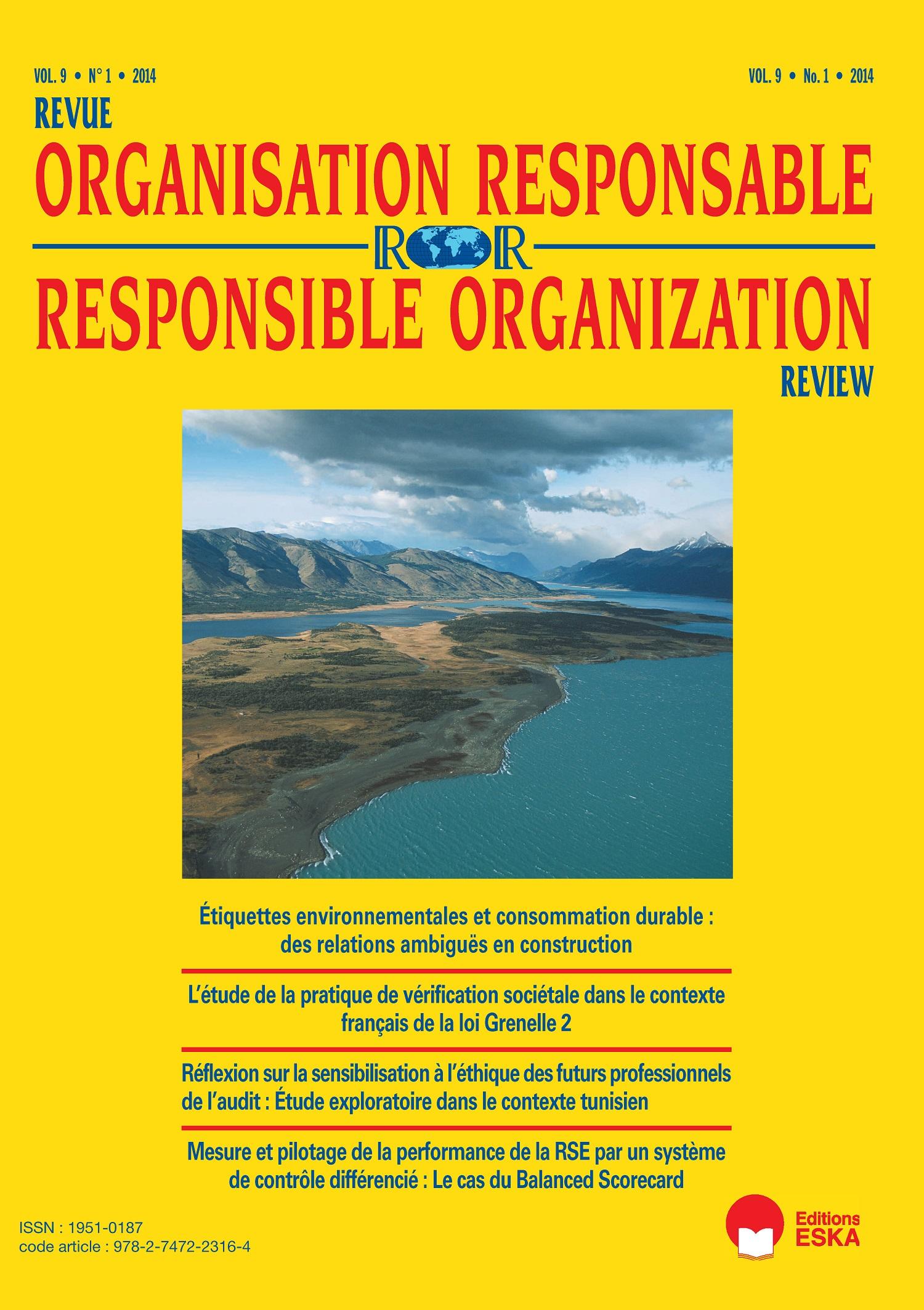28226967b35 Étiquettes environnementales et consommation durable   des relations  ambiguës en construction