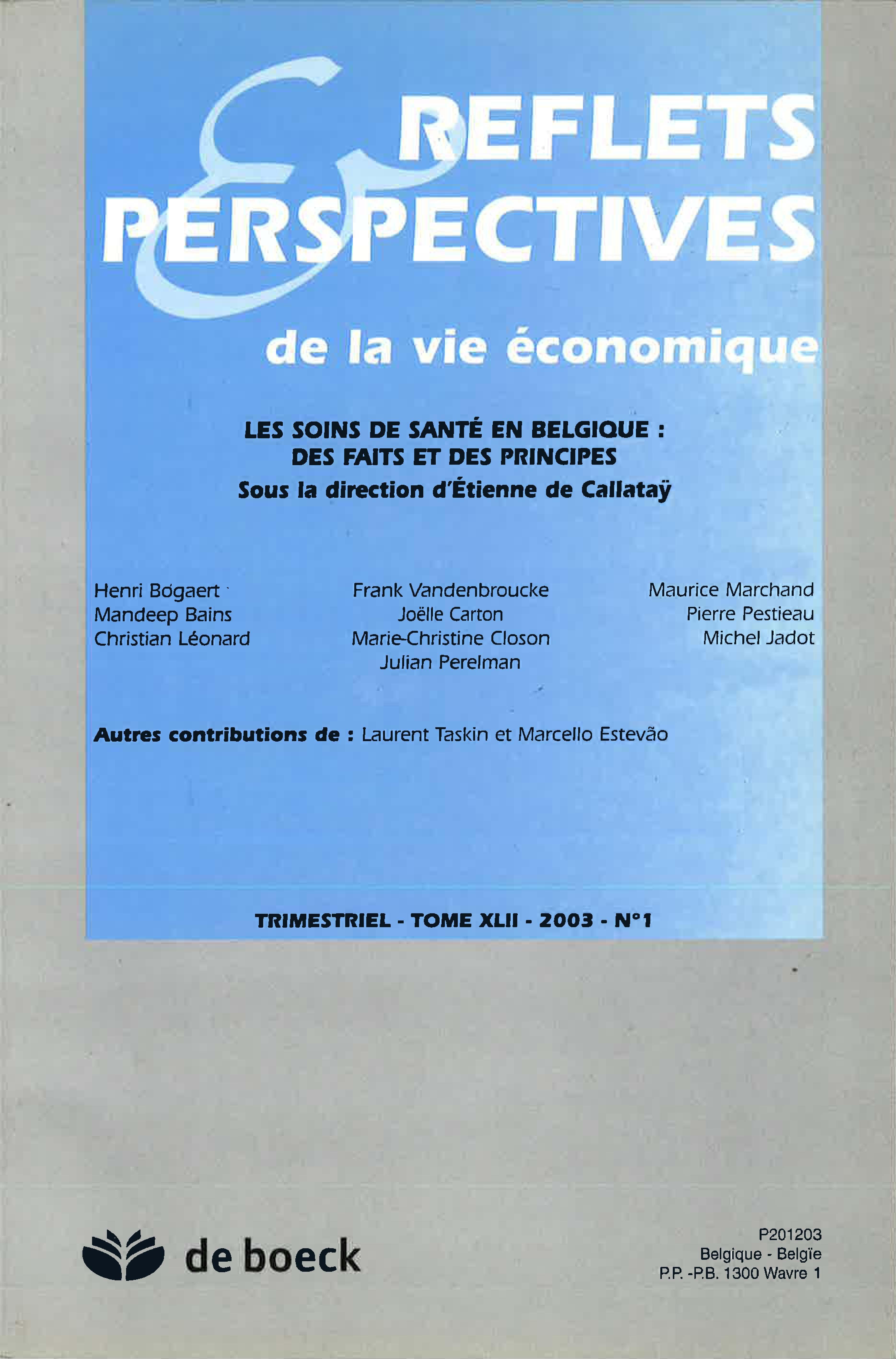 Regional Labor Market Disparities in Belgium | Cairn info