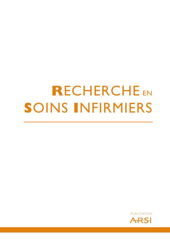 La Relation De Soin Concepts Et Finalités Cairn Info