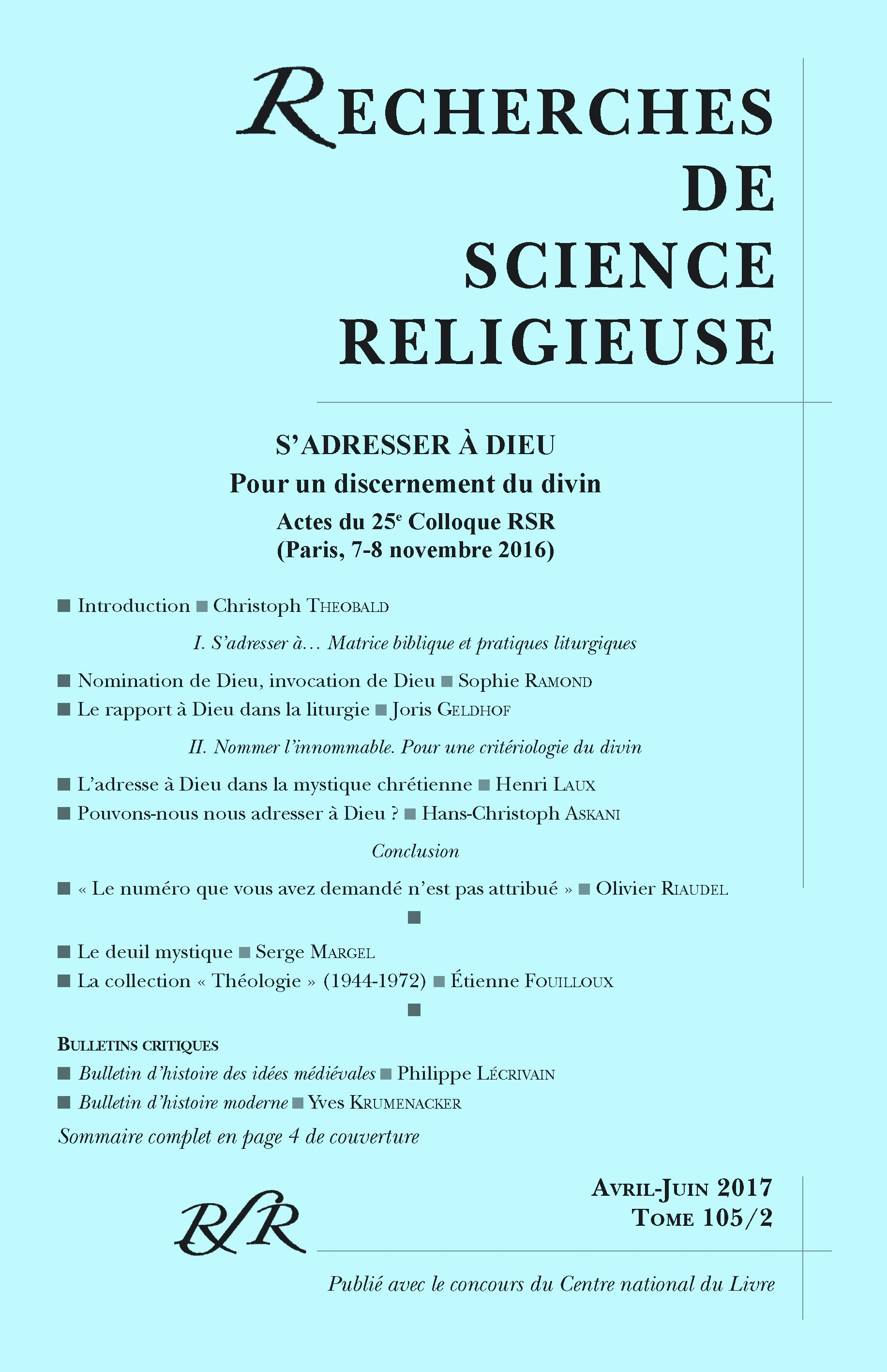 Bulletin D Histoire Des Idees Medievales Cairn Info