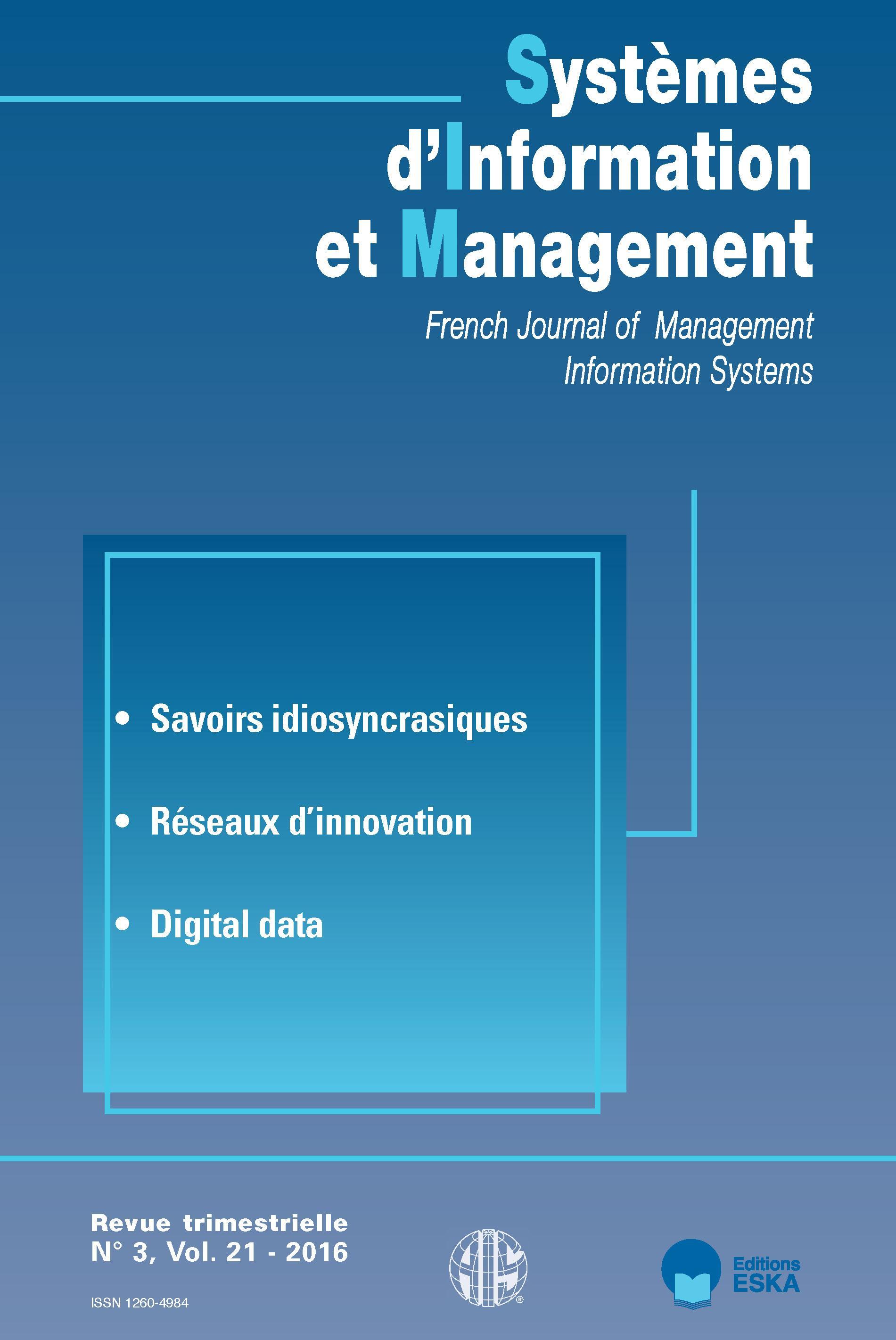 Digital data, dynamic capability and financial performance: an ...