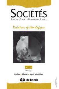 couverture de Sociétés 2013/3