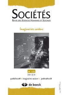 couverture de Sociétés 2013/4