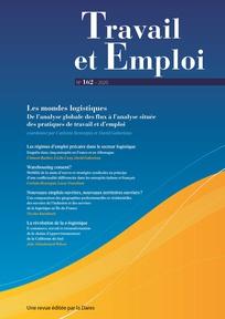 Vignette document Les  mondes logistiques. De l'analyse globale des flux à l'analyse située des pratiques de travail et d'emploi (dossier)