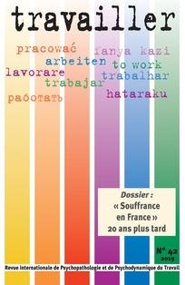Vignette document Souffrance en France : 20 ans plus tard (dossier)