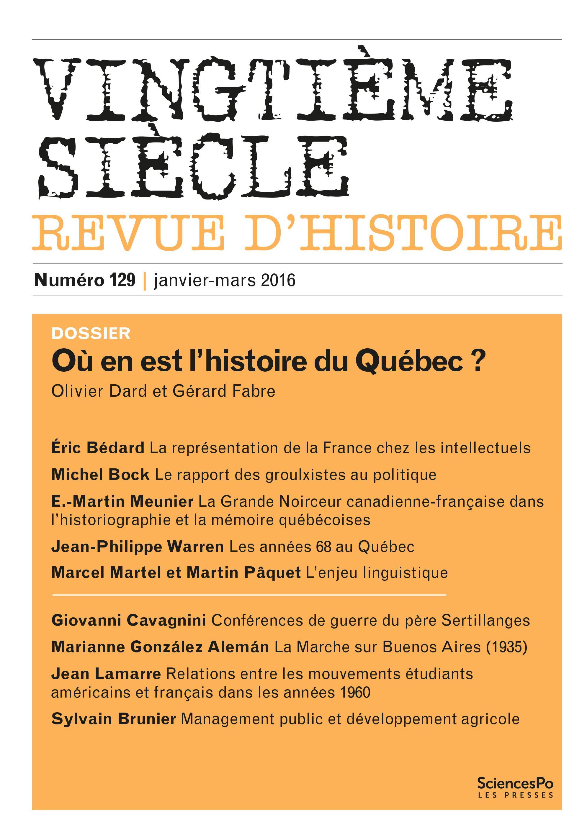 Québec 2000 - quel développement?